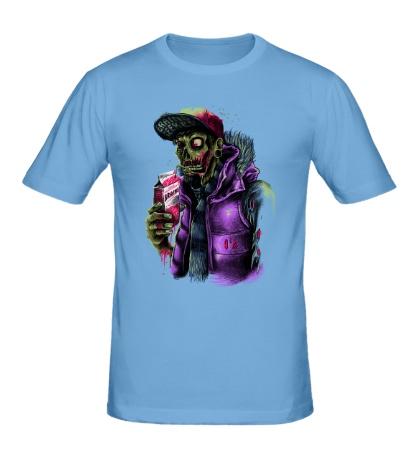Мужская футболка Zombiester