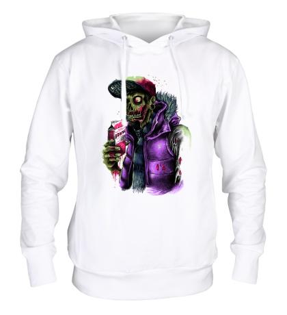 Толстовка с капюшоном Zombiester