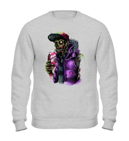 Свитшот Zombiester