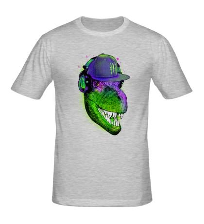 Мужская футболка Jurassic DJ