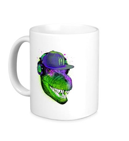 Керамическая кружка Jurassic DJ