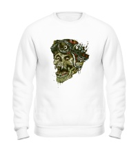 Свитшот Rider Skull