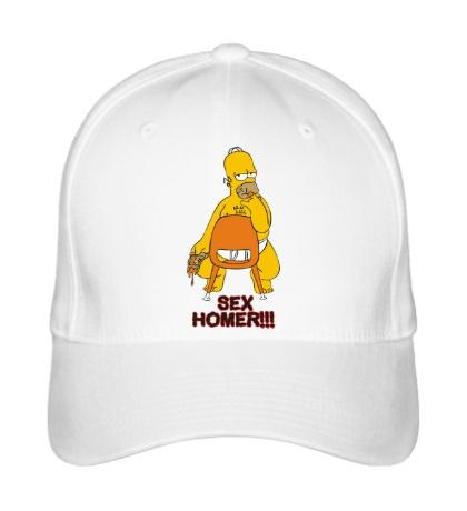 Бейсболка Sex Homer