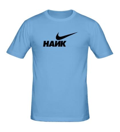 Мужская футболка Найк