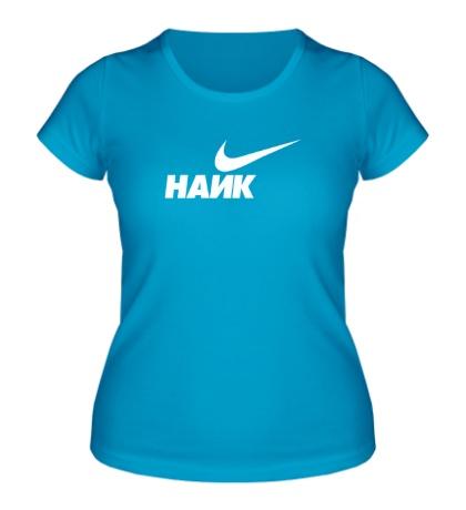 Женская футболка Найк