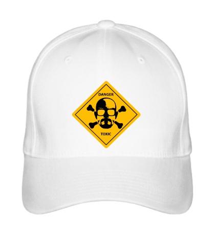 Бейсболка Danger Toxic