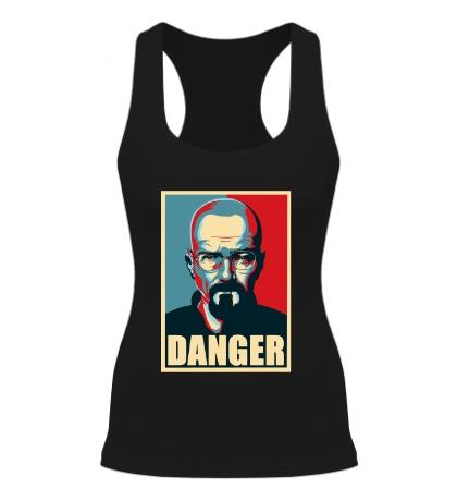 Женская борцовка Danger Heisenberg