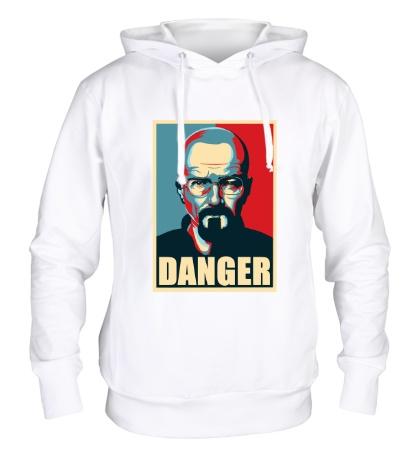 Толстовка с капюшоном Danger Heisenberg