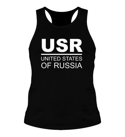 Мужская борцовка United States of Russia