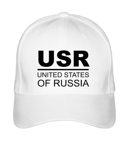Бейсболка United States of Russia