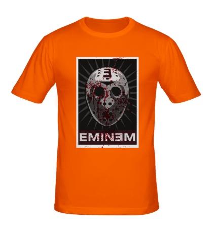 Мужская футболка Eminem Mask