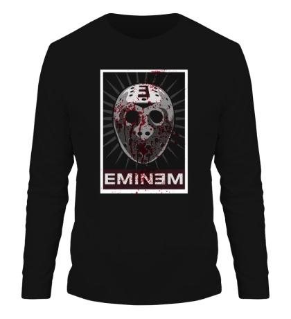 Мужской лонгслив Eminem Mask