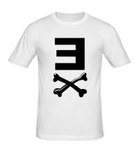 Мужская футболка Eminem Bones