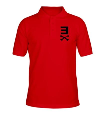 Рубашка поло Eminem Bones