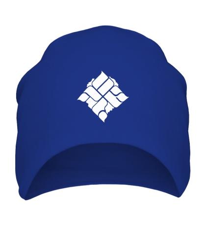Шапка ОУ74, эмблема