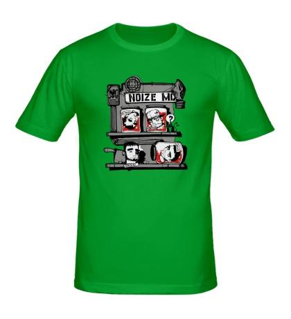 Мужская футболка Noize MC Art