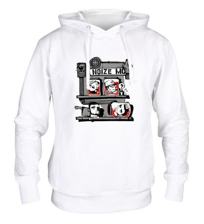 Толстовка с капюшоном Noize MC Art