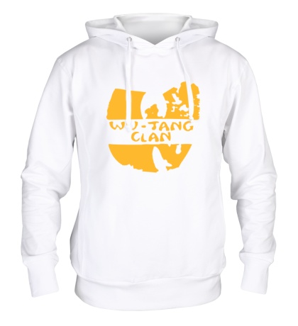 Толстовка с капюшоном Wu Tang Emblem