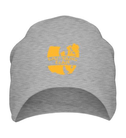 Шапка Wu Tang Emblem