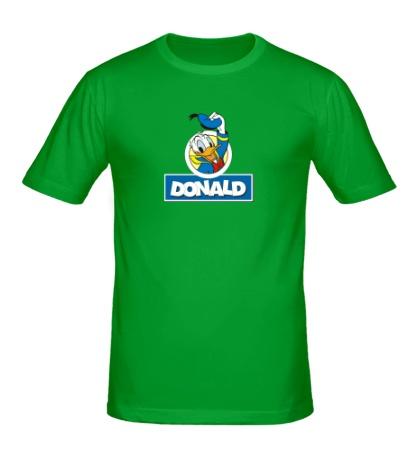 Мужская футболка Donald Duck