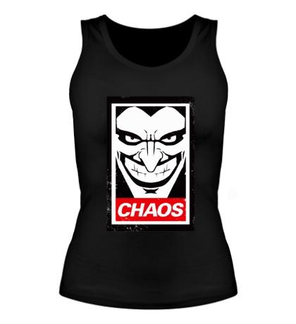 Женская майка Chaos Joker