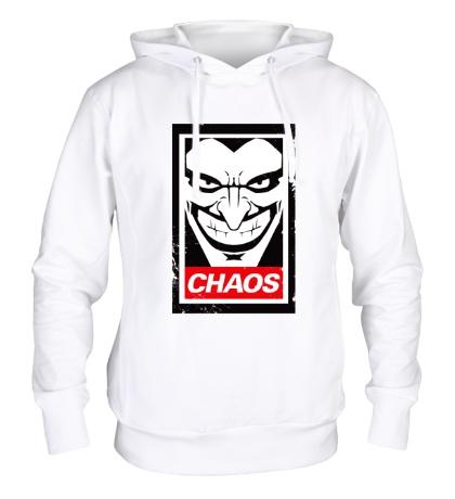 Толстовка с капюшоном Chaos Joker