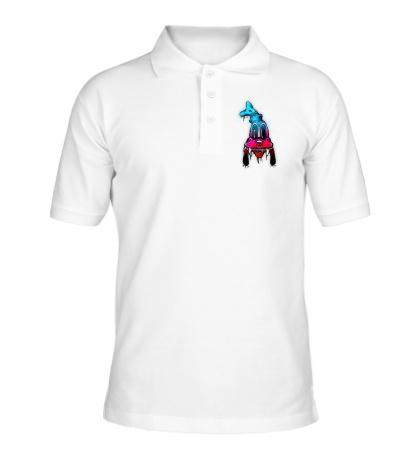 Рубашка поло Mad Dog