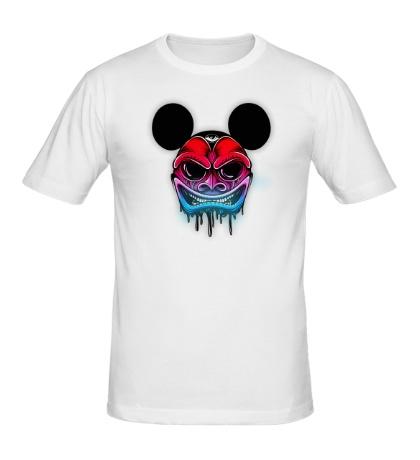 Мужская футболка Evil Mouse