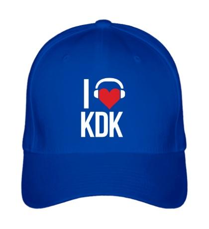 Бейсболка Love KDK