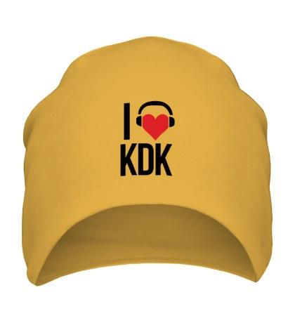 Шапка Love KDK