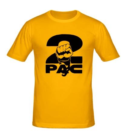 Мужская футболка Tupac