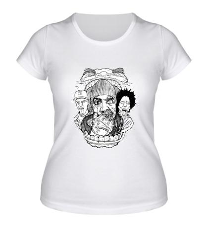 Женская футболка DOPE D.O.D. Art