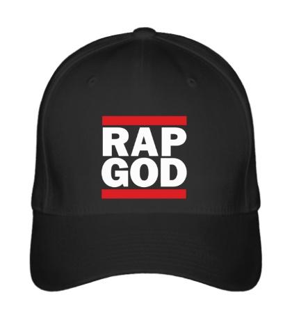 Бейсболка Rap God
