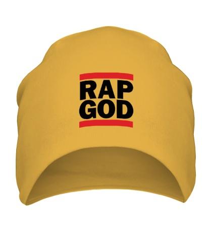 Шапка Rap God