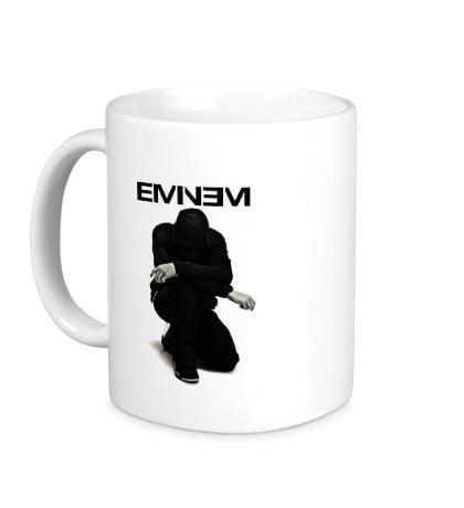 Керамическая кружка Eminem: Black Rap