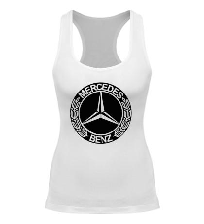 Женская борцовка Mercedes-Benz
