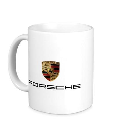 Керамическая кружка Porsche Mark
