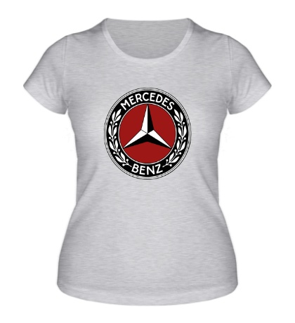 Женская футболка Mercedes-Benz Mark