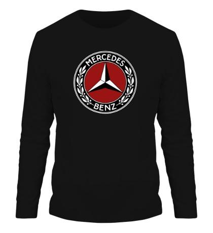 Мужской лонгслив Mercedes-Benz Mark