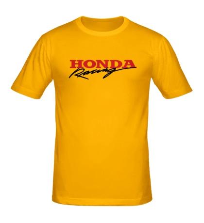 Мужская футболка Honda Race