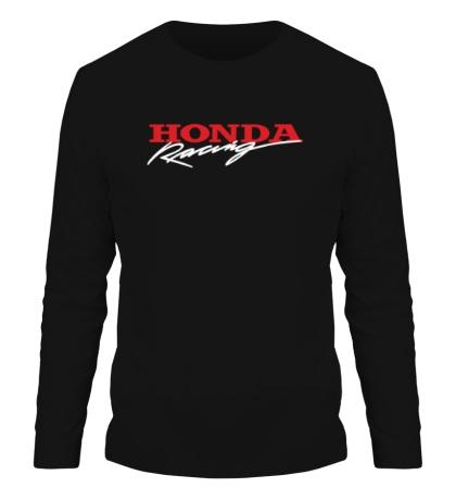 Мужской лонгслив Honda Race