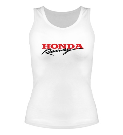 Женская майка Honda Race