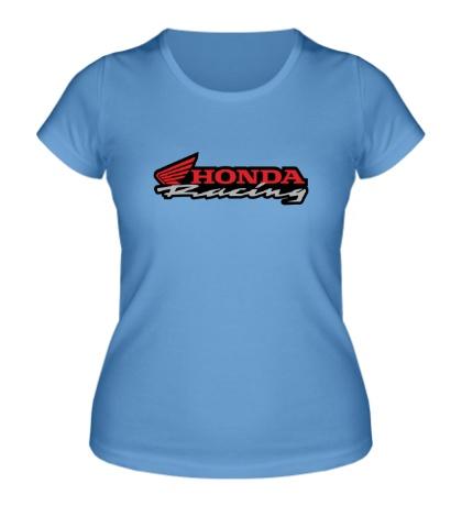 Женская футболка Honda Racing