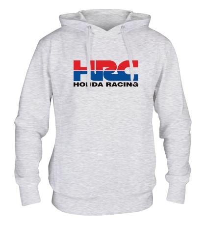 Толстовка с капюшоном Honda HRC