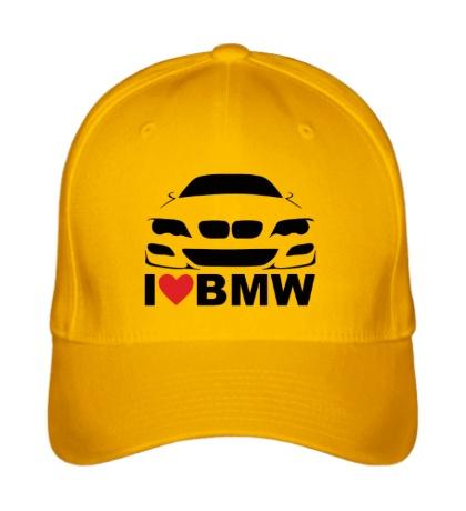 Бейсболка Love BMW