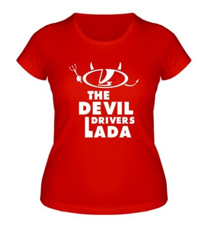 Женская футболка Devil Drivers Lada