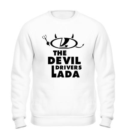 Свитшот Devil Drivers Lada
