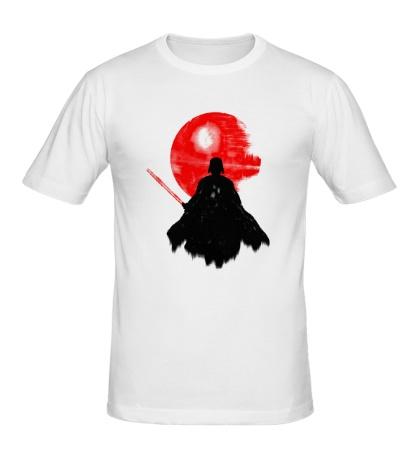 Мужская футболка Darth Vader: Death Star