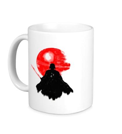 Керамическая кружка Darth Vader: Death Star