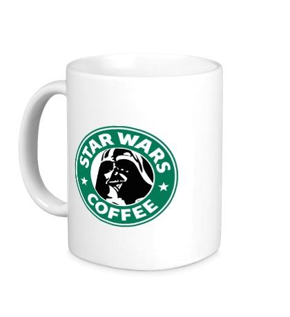 Керамическая кружка Star Wars Coffe